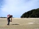 Abel Tasman NP - Over de moddervlakte