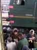 Rusland - Handel op een stationnetje bij het Baikal meer
