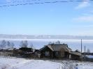Rusland - Huisje bij het Baikalmeer