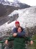 Zhongdian naar Lhasa - Bij de Gletscher van Deqin