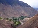 Zhongdian naar Lhasa - In de buurt van Yanjing
