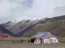 Zhongdian naar Lhasa - Traditionele tent