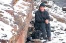Ushuaia - Glaciar Martial - even rusten