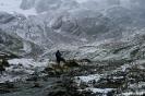 Ushuaia - Glaciar Martial - op weg naar boven