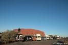 Uluru - met z'n allen...