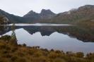 Cradle mountain en dove lake