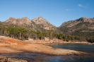 Freycinet Peninsula - bij honeymoon bay