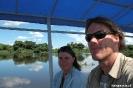 Pantanal - met het bootje over de Rio Miranda
