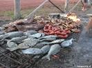 Paaseiland, oudjaars barbecue