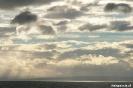 Punta Arenas - Seno Otway pinquin kolonie zonsondergang