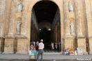 Cartagena - ingang kathedraal