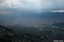 Uitzicht over Medellin
