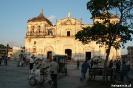 Leon - Kathedraal en parque central