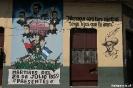 Leon - muurschilderingen
