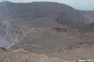 Masaya vulkaan, kraterrand