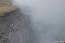 Masaya vulkaan, rook uit de krater