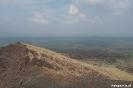 Masaya vulkaan, uitzicht over omgeving