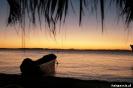 Zonsondergang op Ometepe