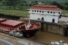 Panama kanaal sluizen