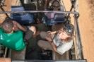 Minneriya National Park - in het jeepie