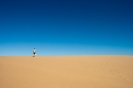 Cabo Polonio - hoge zandduinen!