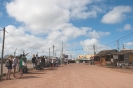 Punta del diablo - wachten op de bus